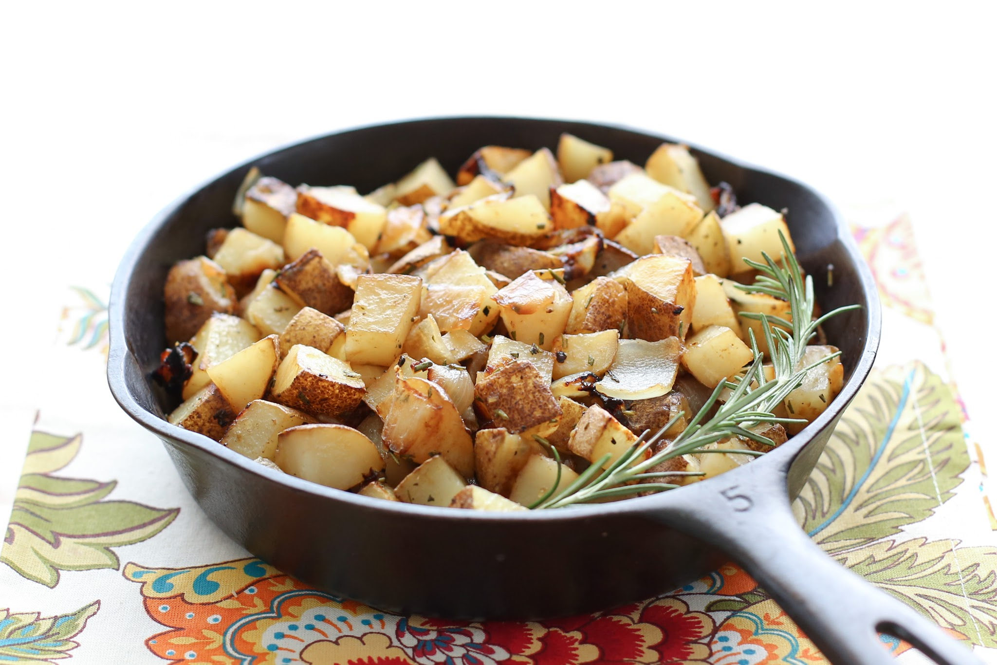 rosemary onion potatoes 2