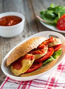 eggplant-poboy-sandwich